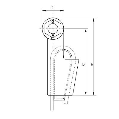 G-6423 line-drawings side