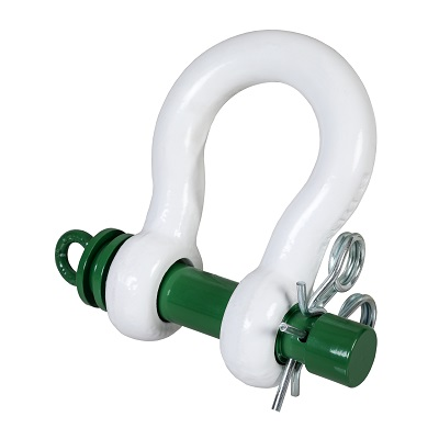 P-5363 Green Pin Spring Pin ROV Shackle (1)